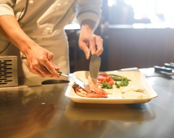percorso veloce per chef