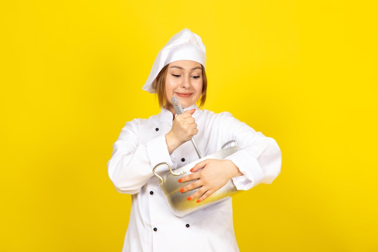 Mansioni dell'apprendista cuoco